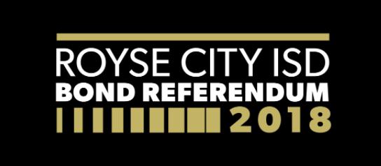 Royse City ISD Bond